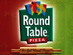 Round Table Pizza with PIN Gift Card 25$ instant