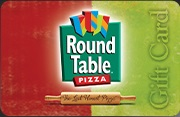 Round Table Pizza with PIN Gift Card $20-30