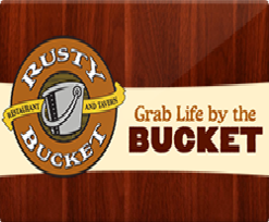 Rusty Bucket Gift Card $50 (instant)