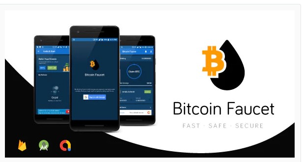 Bitcoin Faucet Full Android Application | Top Traffic D