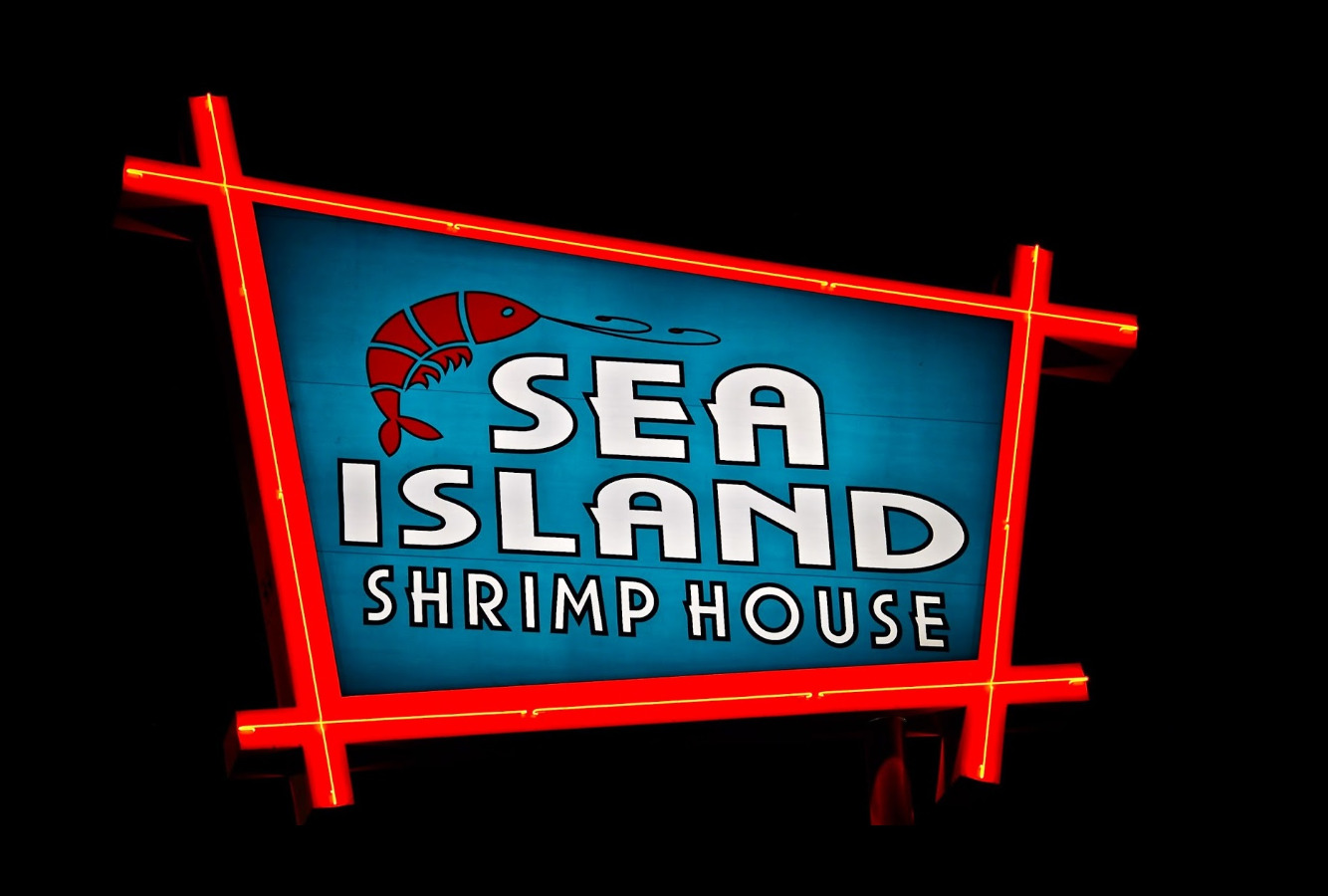 Sea Island Shrimp House Gift Card $50