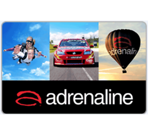 Adrenaline.com gift card (Value : $500)