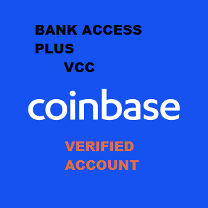 coinbase level 3 verified + bank + card