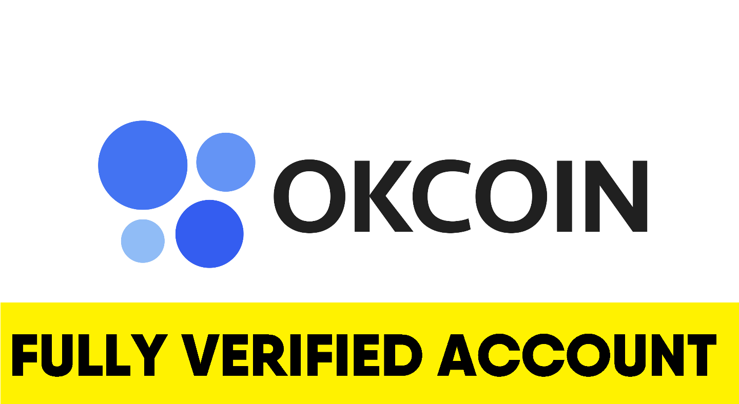 Okcoin fully verified account (RU) - 2nd level - $60
