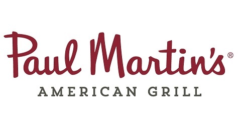 Paul Martin's American Grill Gift Card $50
