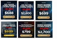 Adam Khoo Bundle Pack Stock, Forex, and Option Course
