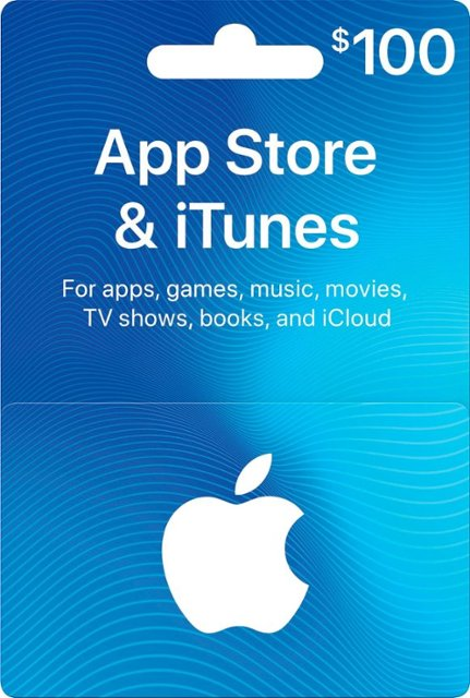 App Store & iTunes Gift Card US — 100$