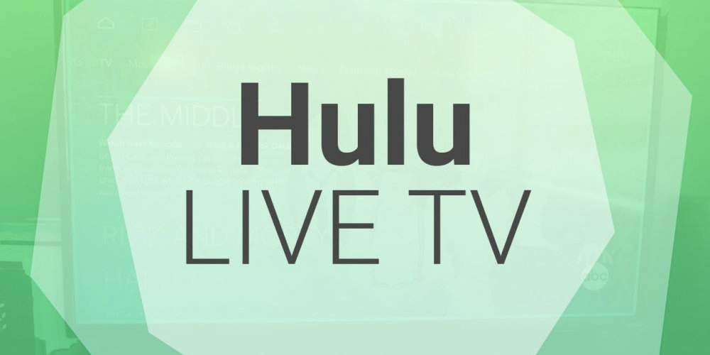 Hulu live TV + Hulu Premium + HBO + Showtime