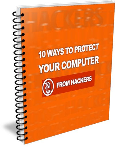 How to protect from hackers? EBOOK