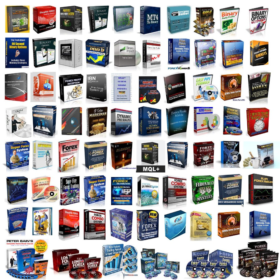 1000+ Forex Robots EA Indicators Trading Systems MT4