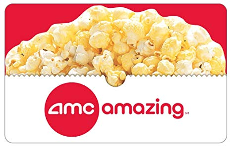 $26 AMC THEATRE GIFTCARD WITH PIN