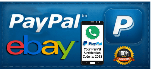 Phone Verification Available for Paypal and Ebay