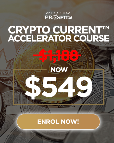 [Download] Piranha Profits Cryptocurrency  Course