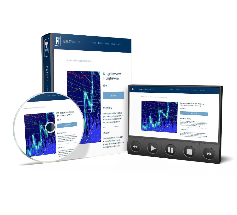 Feibel Trading - LPA Logical Price Action The Complete