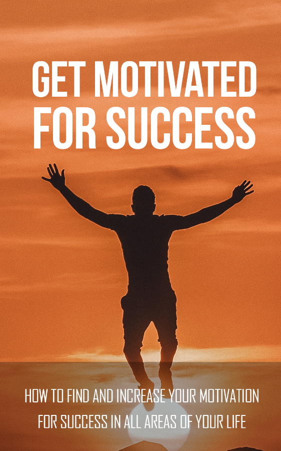 Get Motivated For Success Ebook - Master Resell Rights
