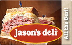 Jasons Deli Gift Card $25