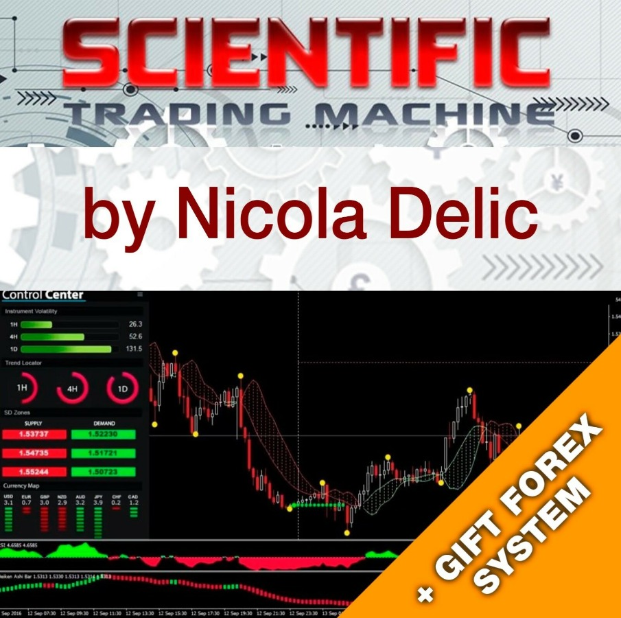 Scientific Trading Machine (Nicola Delic) Full Version