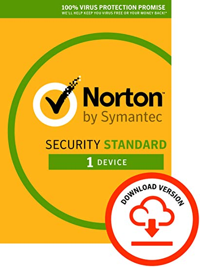 Norton Security 2020 - 1 year , 1 PC