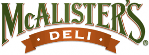 McAlister's Deli Gift Card $20