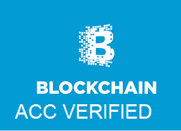 verified Block chain account with trading power