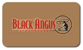 $100 Black Angus Steakhouse (2 x $50) INSTANT DELIVERY
