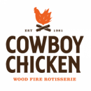100$ cowboy chicken gift card + pin