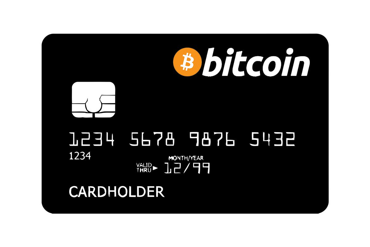 Get A Prepaid Mastercard Convert BTC To Cash On Any ATM