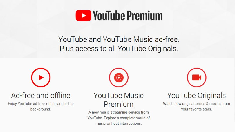 Account YouTube Prem RU (One year Premium subscription)