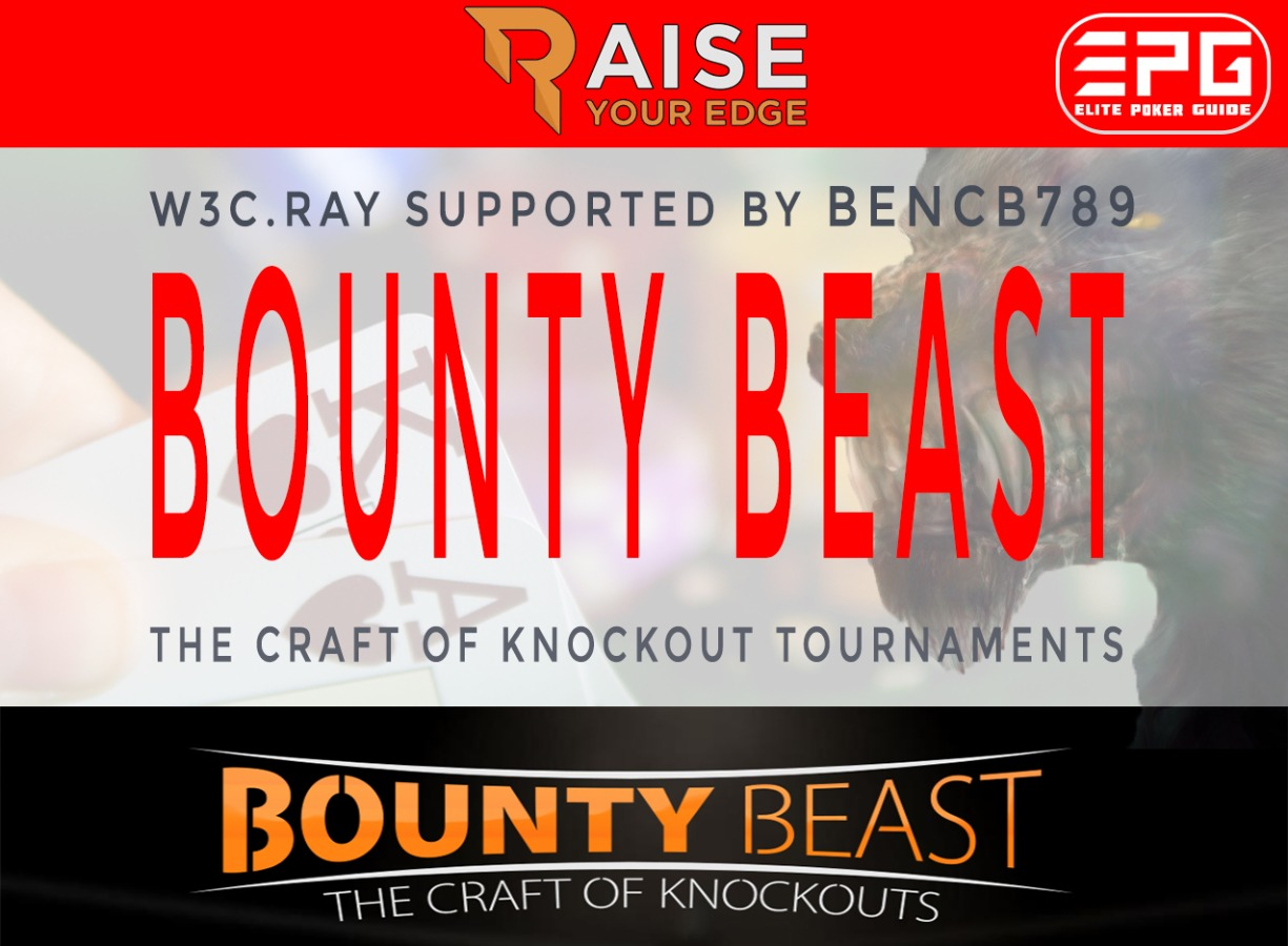 RAISE YOUR EDGE BOUNTY BEAST. THE CRAFT OF KNOCKOUTS BY