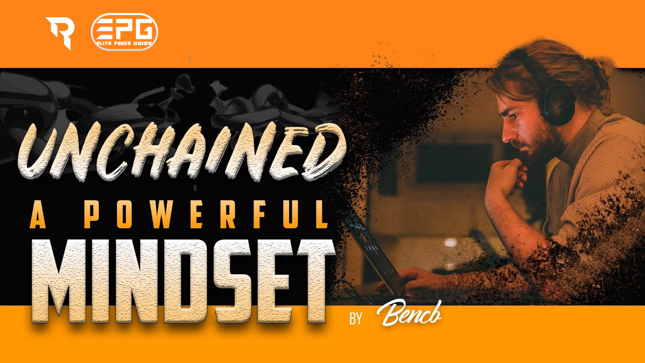 RAISE YOUR EDGE UNCHAINED - A POWERFUL MINDSET BY BENCB