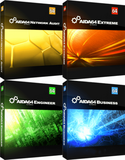 AIDA64 Extreme | Engineer | Business Edition | Network