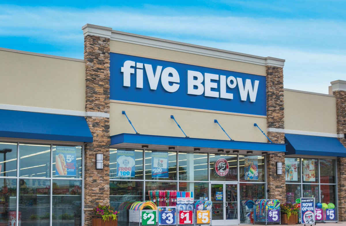Five Below - Toys, MakeUp, Sports - $150 Gift Card