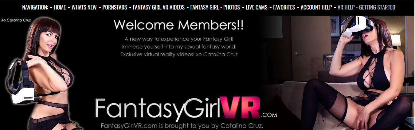 fantasygirlvr.com  Access  12 mounth Warantee