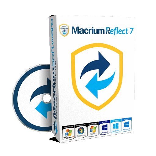 MACRIUM REFLECT V 7.2.4523 SERVER PLUS