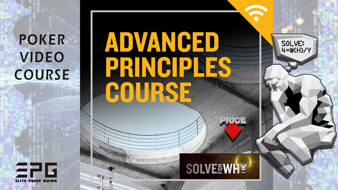 SOLVE FOR WHY ACADEMY ADVANCED PRINCIPLES COURSE