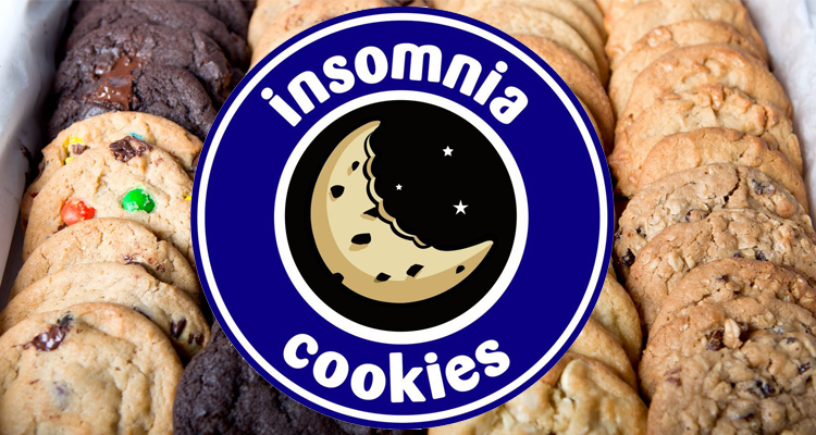 Insomnia Cookies $5 Gift Card | Instant