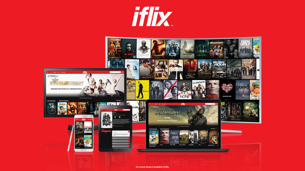 iflix (MY) VIP 1 Month Subscription +Lifetime Guideline