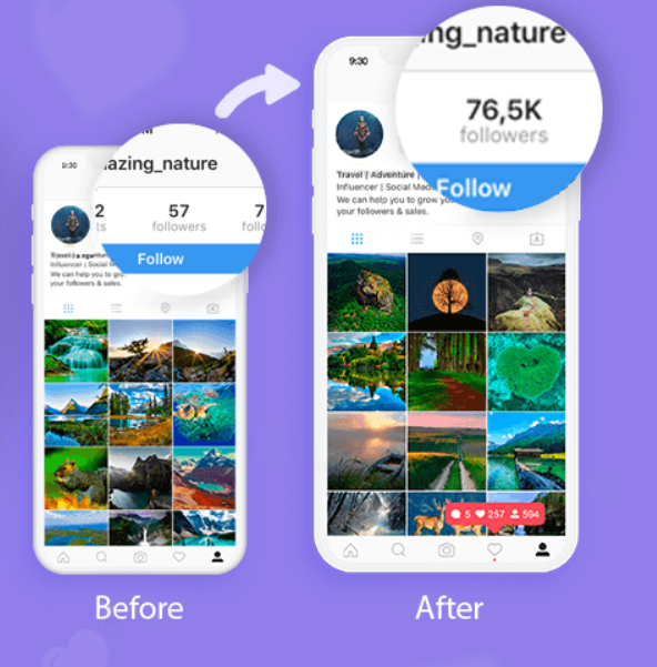 GET 5,000 REAL INSTAGRAM FOLLOWERS IN 30 DAYS