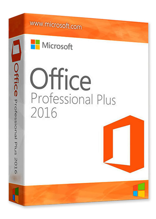 Office 2016 Professional Pro Plus for 1 PC