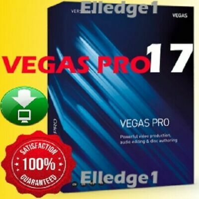 Sony Vegas Pro 17⭐64 Bit Version Win | Lifetime!