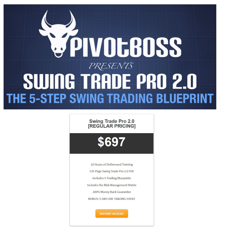 Swing Trade Pro 2.0 PivotBoss
