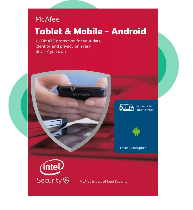 Download McAfee 2020 Android Tablet & Mobile Int...