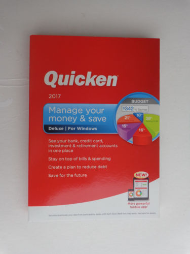 Quicken Deluxe 2017 Pre_activated