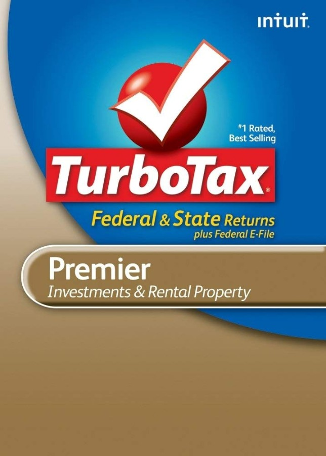TurboTax Premier Federal + e-File + State 2010 Download