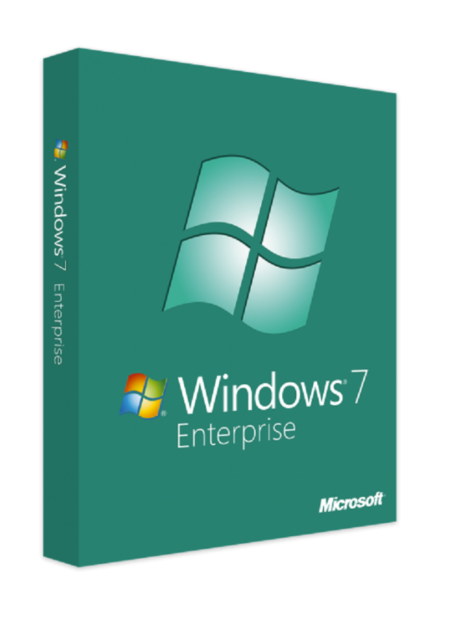 Microsoft Windows 7 Enterprise Edition License Key