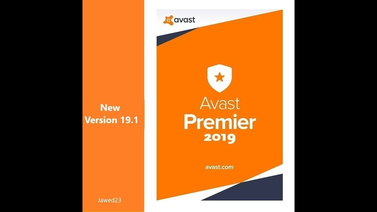 Avast Antivirus Premier 19 Lifetime License
