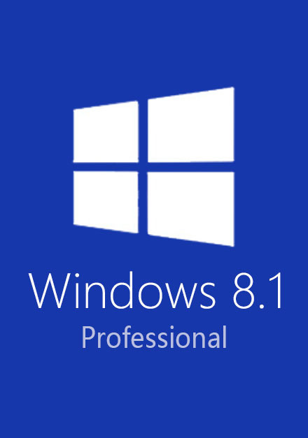 Windows License key – Windows 8.1 Pro Three PCs