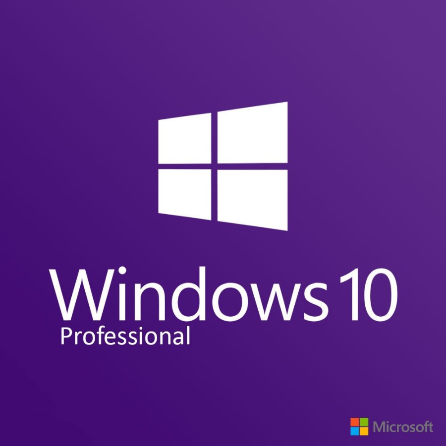 Windows KEY – WINDOWS 10 PROFESSIONAL PLUS 32/64 BIT