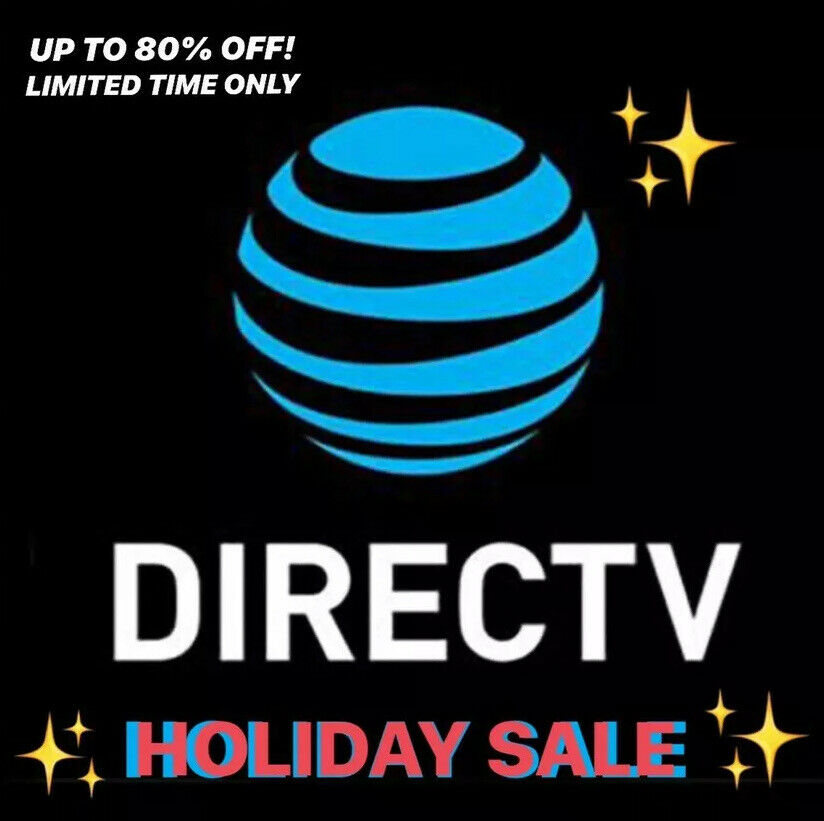 DirectTV | Premier 330+ Channels || 1 ||Year Subscripti