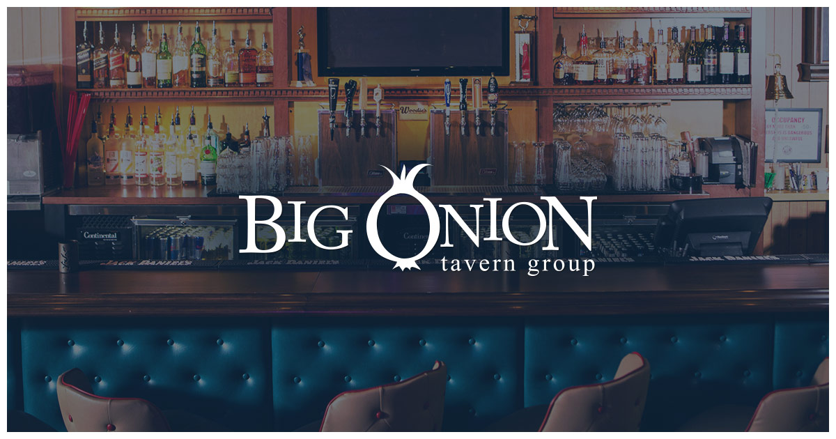 Big Onion $100 Gift Card